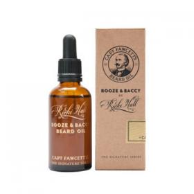 Captain Fawcett Booze & Baccy Beard Oil – 50ml