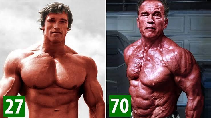 arnold diet at 70