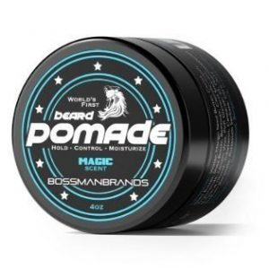 Bossman Magic Beard Pomade 4oz