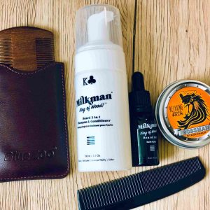 essential beard kit