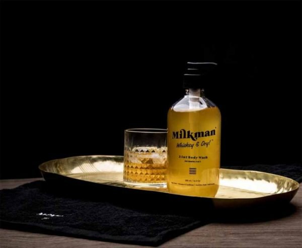 3 in 1 Body Wash (Whiskey & Dry)