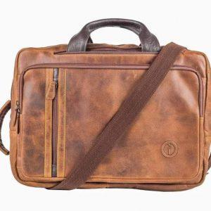 Laptop Bag (Leather) – Handbag & Backpack