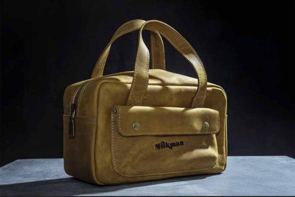 Leather Tool Kit Dopp Bag