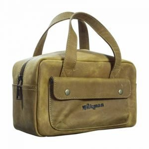 Leather Tool Kit Dopp Bag